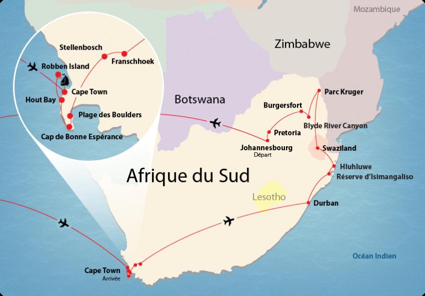 Favori Passion Afrique du Sud - 2 au 18 février 2018 HO39
