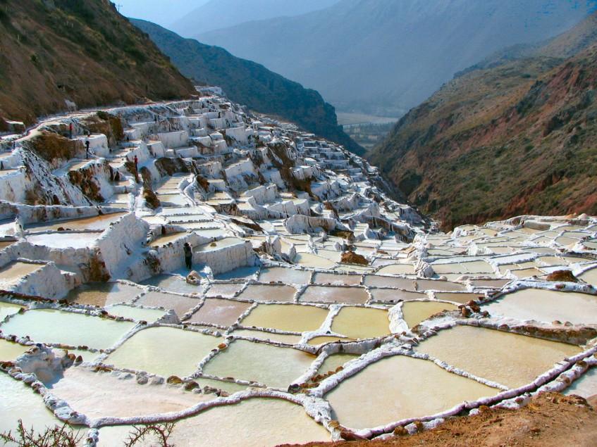 Cusco - Chinchero - Maras - Ollantaytambo - Aguas Calientes