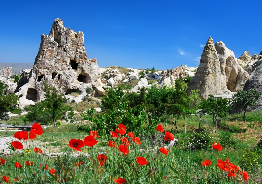Istanbul - Cappadoce (S)