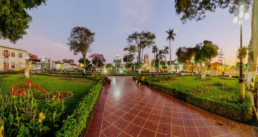 Lima - Paracas