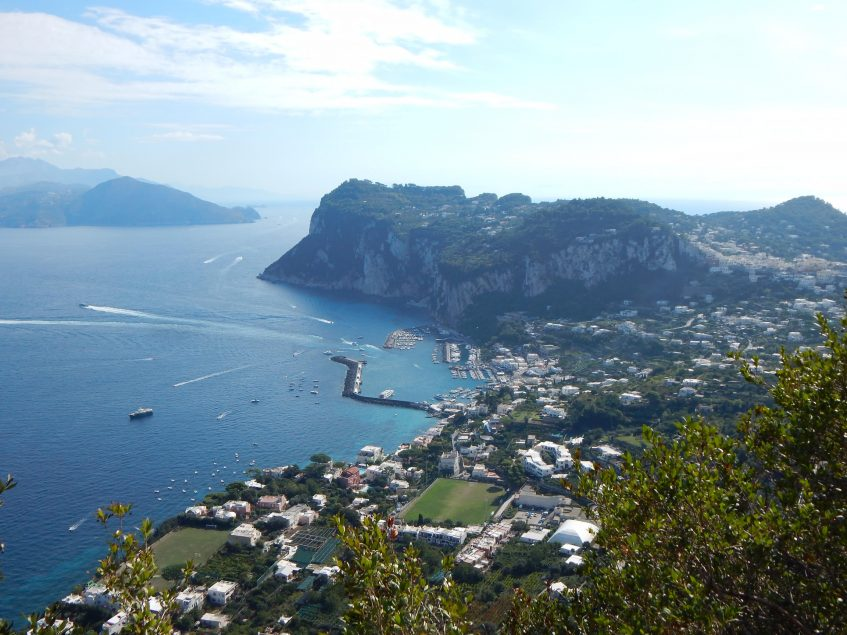 Golfe de Naples - Capri - Golfe de Naples (PD/D/S)