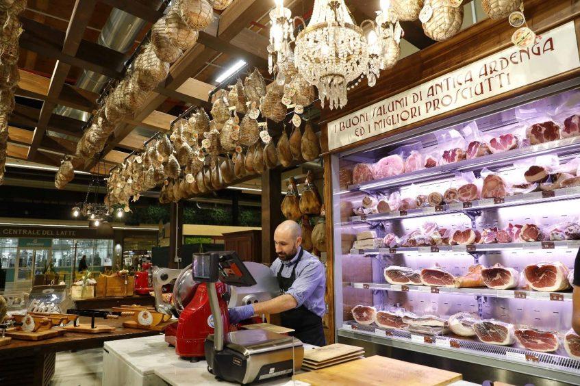 Région de Venise - FICO - Montecatini Terme (PD/D/S)
