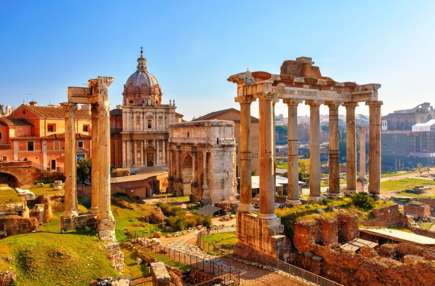 Golfe de Naples - Rome Antique (PD/D/S)