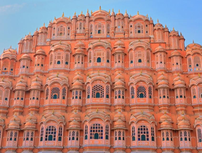 Jaipur – Amber – Jaipur