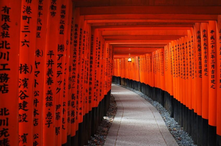 Kyoto - Nara - Fushimi - Kyoto