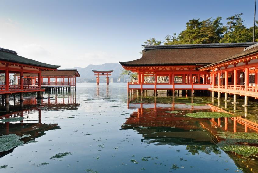 Hiroshima - Miyajima - Miyajimaguchi