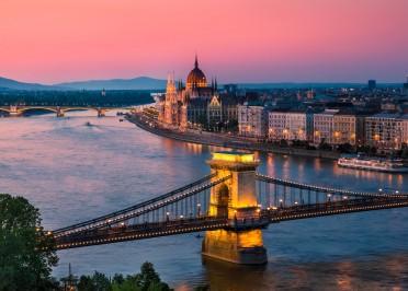 Passion Vienne, Prague, Budapest, Berlin…