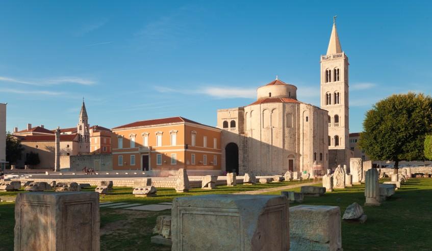Plitvice - Zadar - Région de Split (PD/D/S)