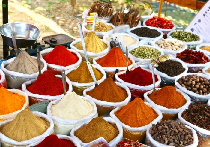 Les saveurs du monde passion monde for Indische tur