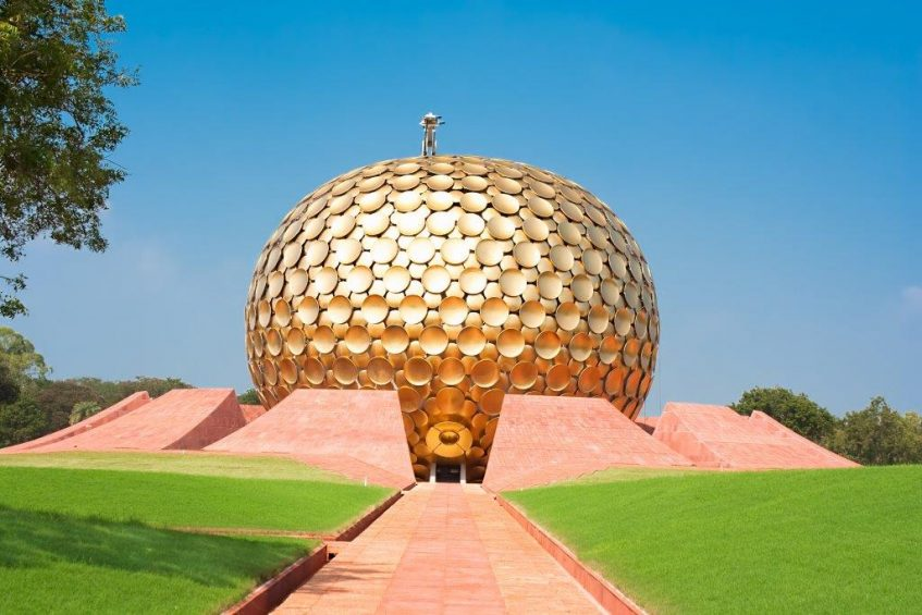 Mahabalipuram - Pondichery (PD/D/S)