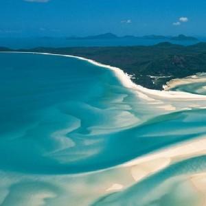 Ile whitsunday, Australie