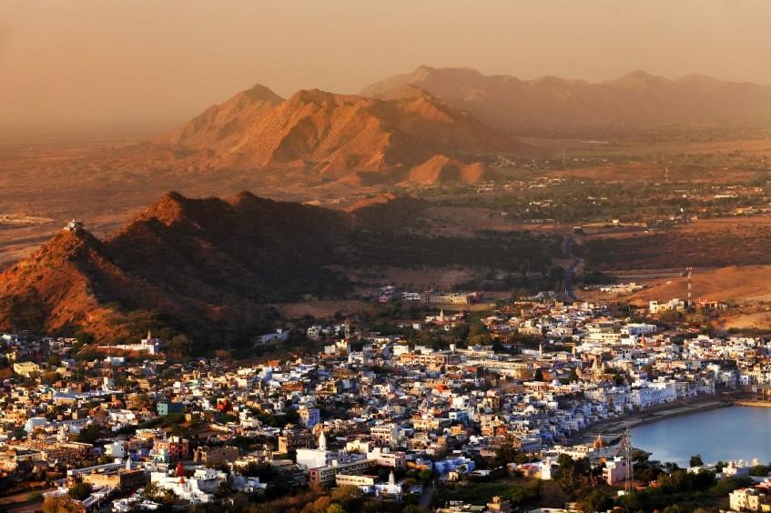 Udaipur - Pushkar (PD/D/S)