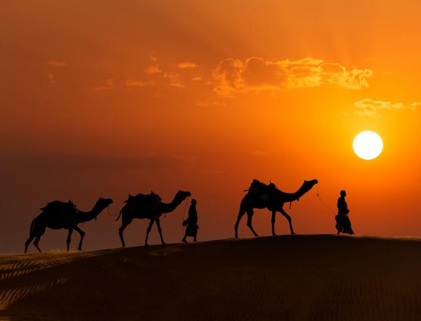 Jaisalmer - Dechu