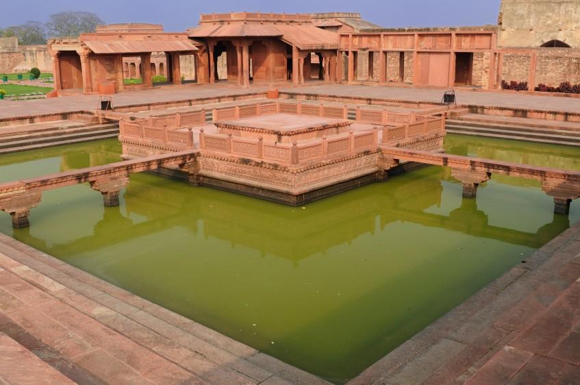 Ranthambore - Fatehpur Sikri - Agra