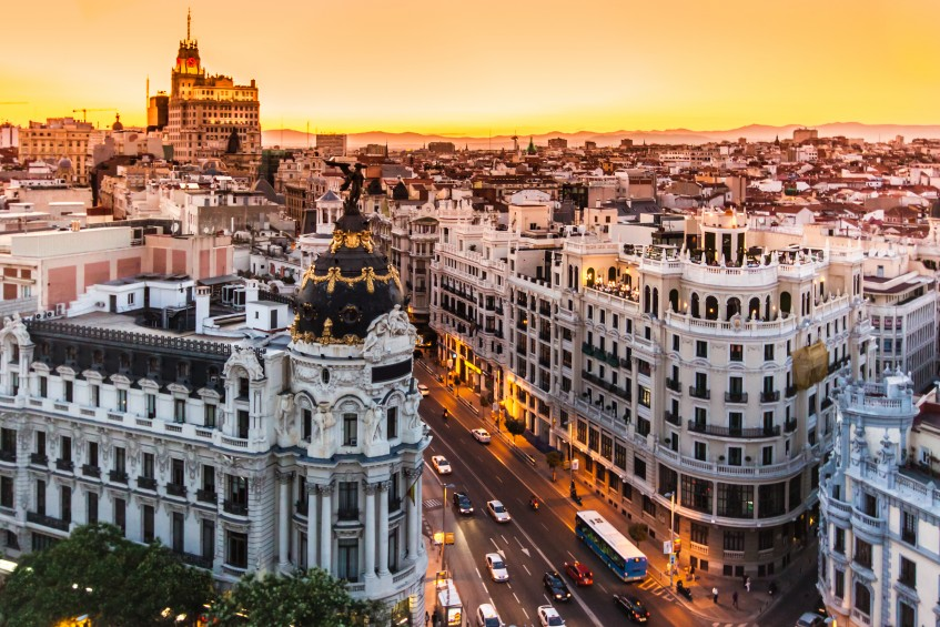 Barcelone - Madrid (PD/D/S)