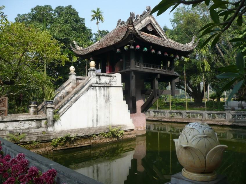 Hoi An - Vol vers Hanoi - Tour de ville (PD/D/S)