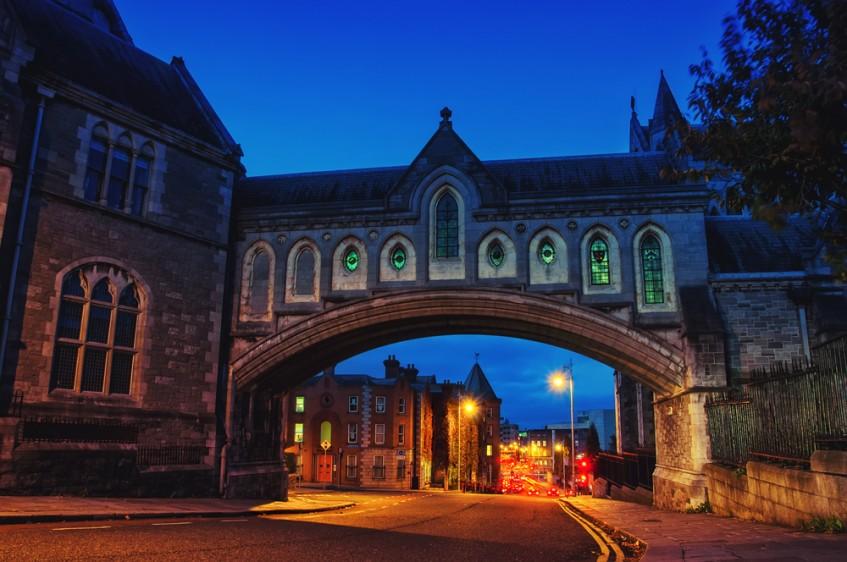 Belfast - Dublin (PD/D/S)