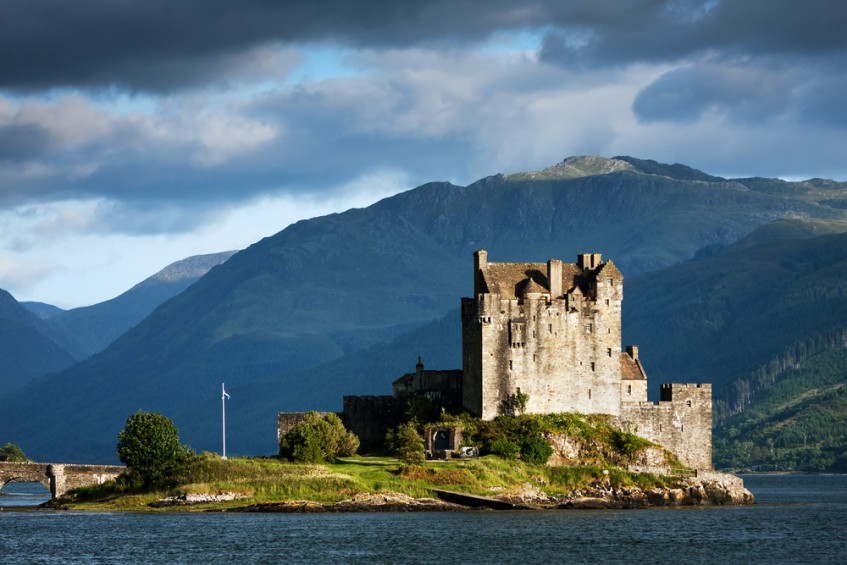 Ile de Skye - Loch Ness - Inverness (PD/D/S)