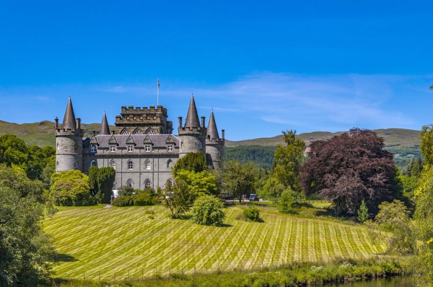 Glasgow - Loch Lomond - Highlands - Oban (PD/D/S)