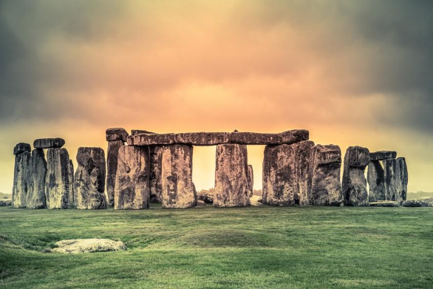 Londres - Stonehenge - Bath