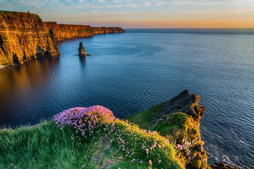 Killarney - Falaises de Moher - Galway (PD/D/S)
