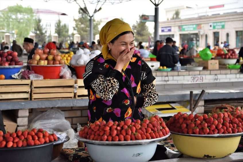 Samarcande - Tachkent (PD/D/S)
