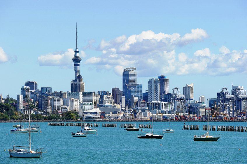 Sydney – Auckland (vol) (PD/D/S)