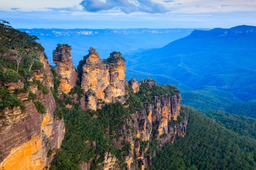Blue Mountains (PD/S)