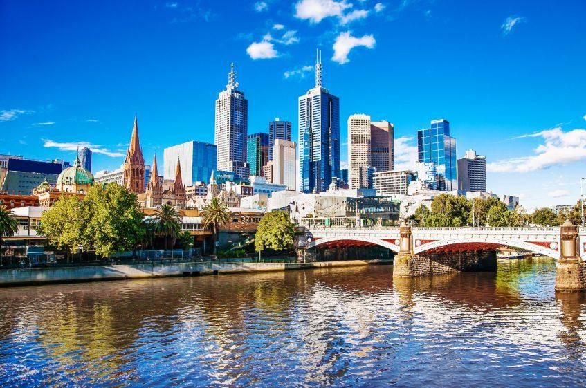 Montréal - Melbourne