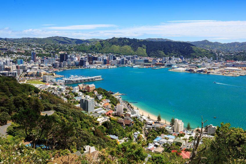 Tongariro - Wellington (PD/D/S)