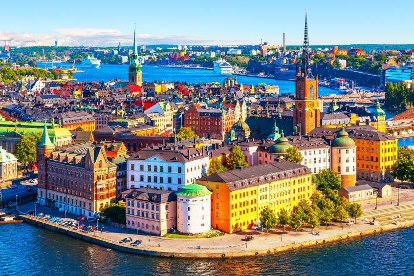 Stockholm, Suède (PD/D/S)