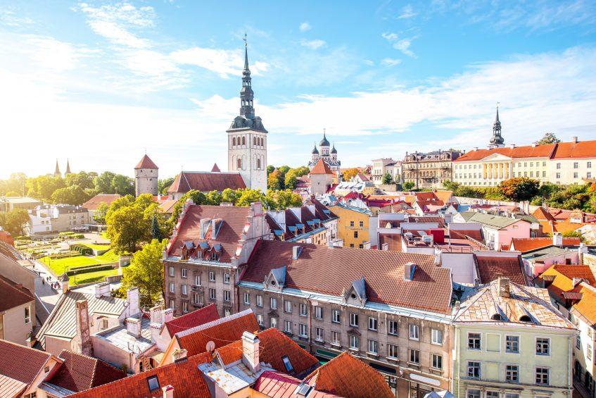 Tallinn, Estonie (PD/D/S)