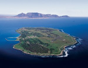Robben Island, en Afrique du Sud