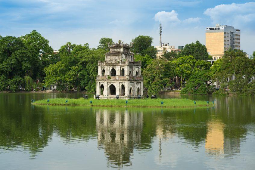 Hanoi  - Vol vers Siem Reap (Cambodge) (PD/D)