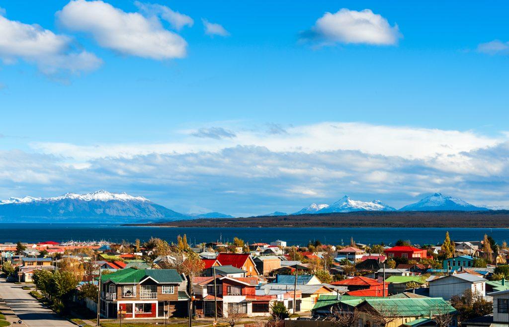 Détroit de Magellan (Chili)