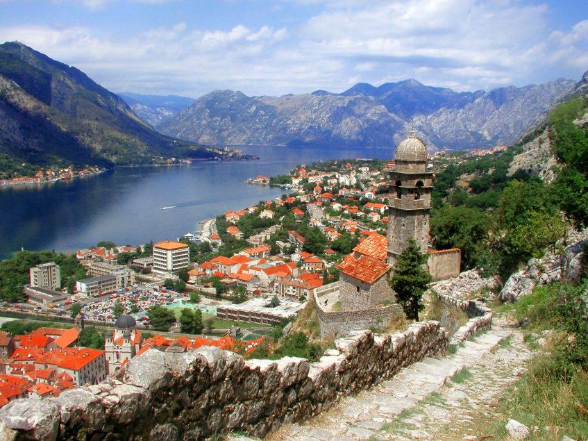 Dubrovnik - Monténégro (Bouche de Kotor)  - Konavle - Dubrovnik (PD/D/S)