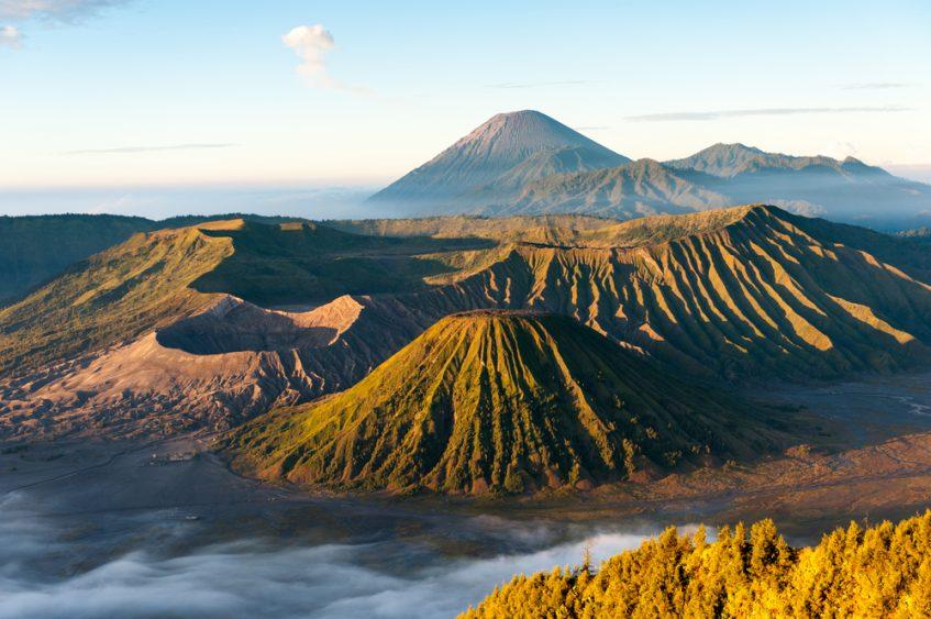 Volcan Ijen - Train vers le volcan Bromo (PD/D/S)