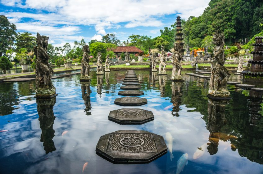 Candidasa - Côte est de Bali - Candidasa (PD/D/S)