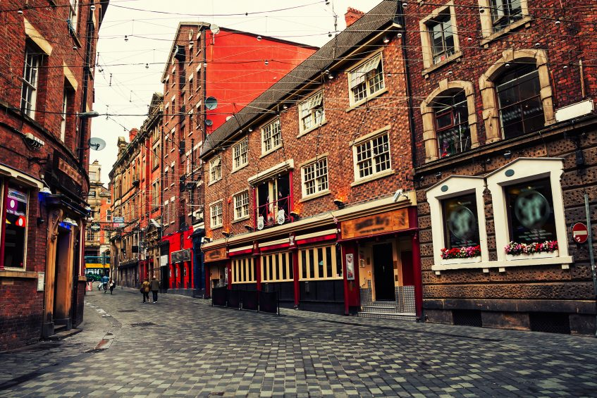 Liverpool (Angleterre) (PD/D/S)