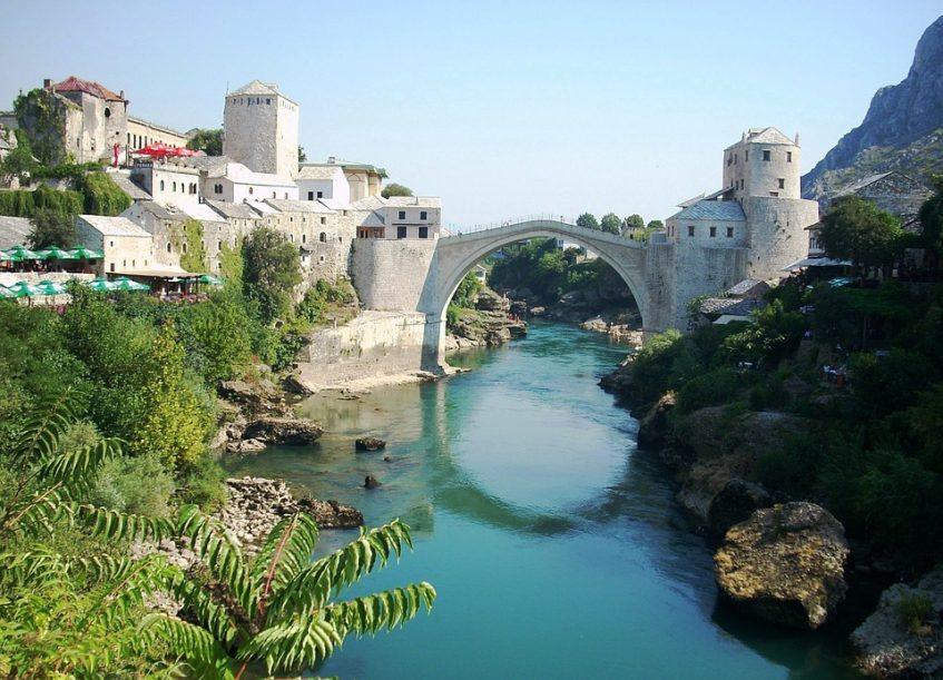 Dubrovnik - Mostar - Sarajevo (PD/D/S)