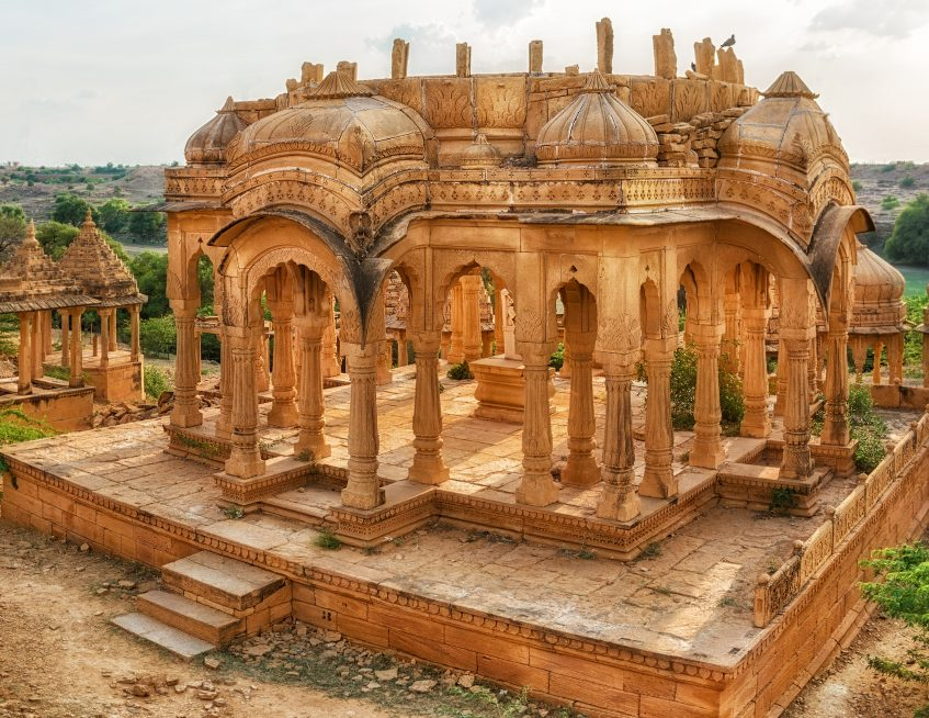 Khimsar - Jaisalmer (PD/D/S)