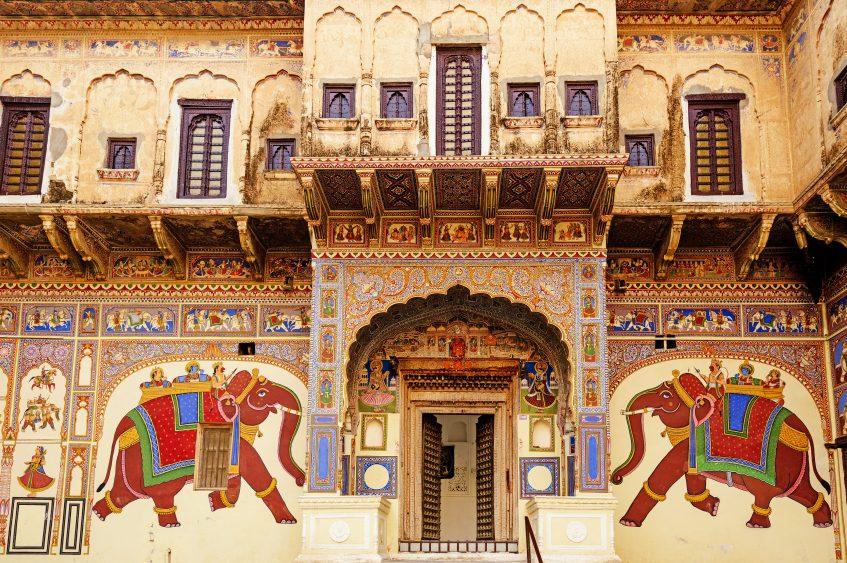 Delhi - Mandawa (Shekhawati) (PD/D/S)