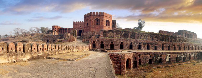 Ranthambore - Fatehpur Sikri - Agra (PD/D/S)