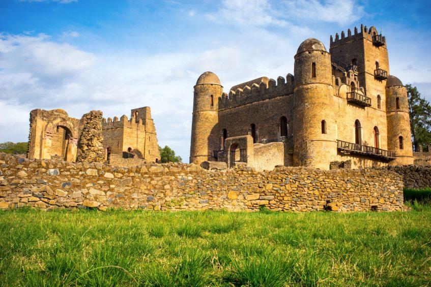 Gondar et ses châteaux - Bahir Dar (PD/D/S)