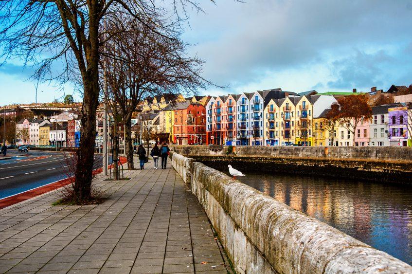 Dublin (Irlande) - Vol de retour à Montréal (PD)