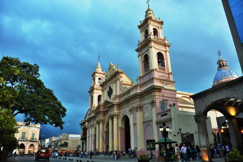 El Calafate - Buenos Aires - Salta (vol)