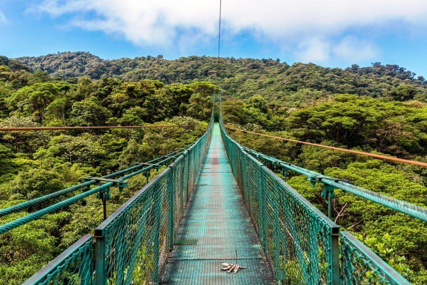 Rincon de la Vieja - Monteverde
