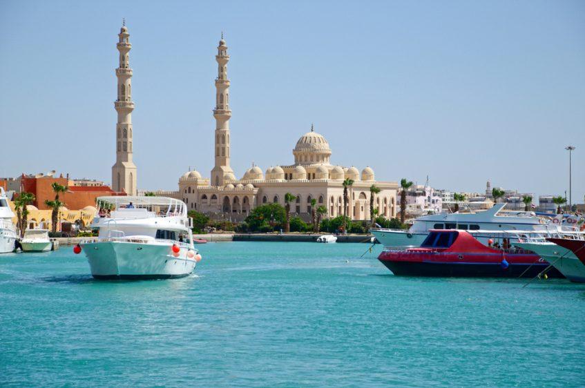 Louxor  Hurghada