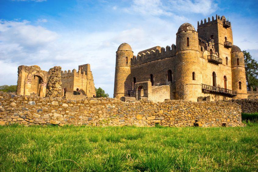 Gondar et ses châteaux - Bahir Dar