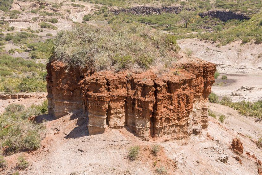 Karatu - Gorges d'Olduvai - Serengeti